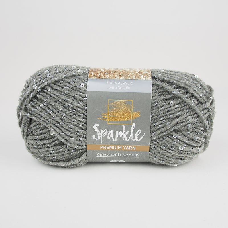 Sparkle Sequin Yarn - Oz Yarn