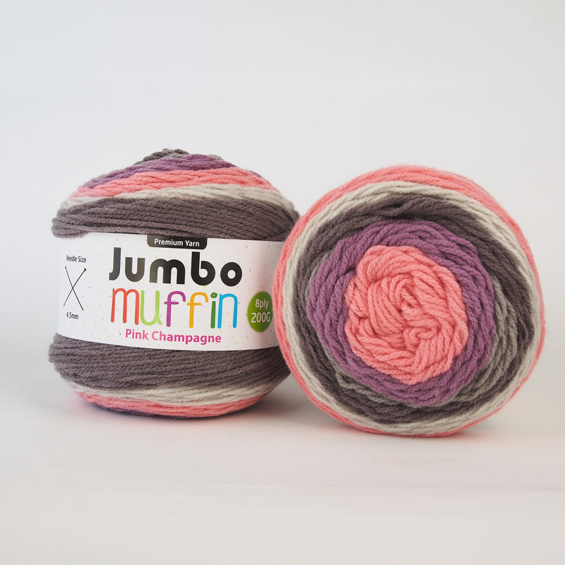 Jumbo Muffin Cake Yarn - Oz Yarn