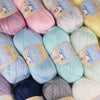 Baby yarn (Hypoallergenic) - 3 ply - 100% Acrylic (13 colours) - Oz Yarn