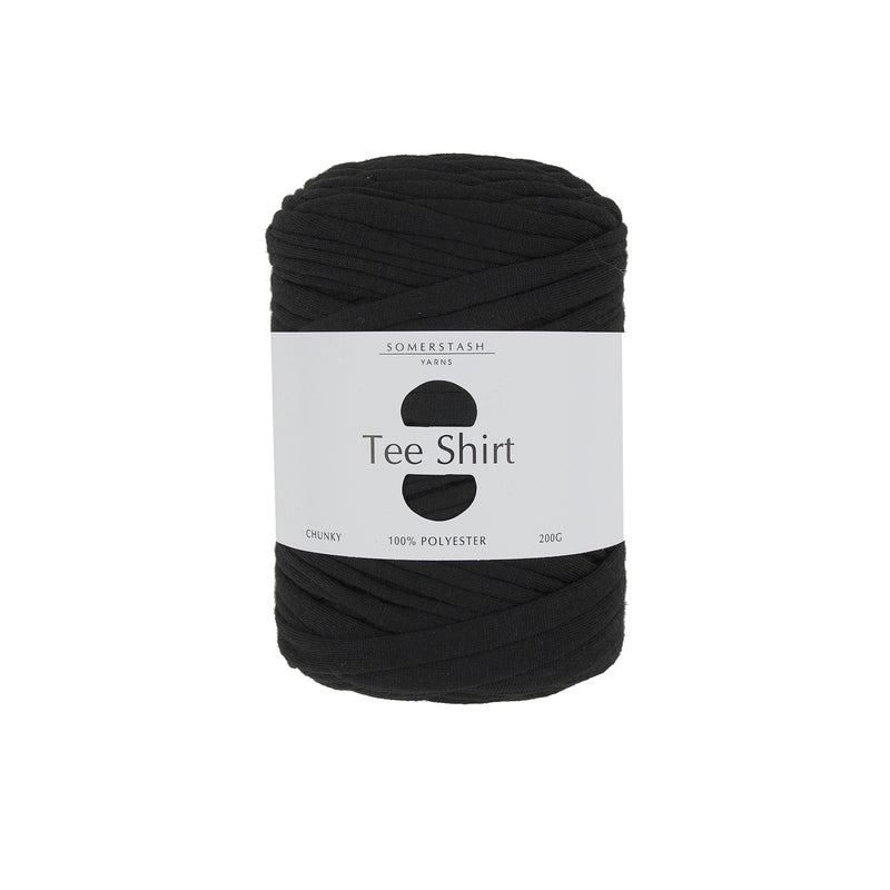 Somerstash T-Shirt Yarn - 100% Polyester 200g