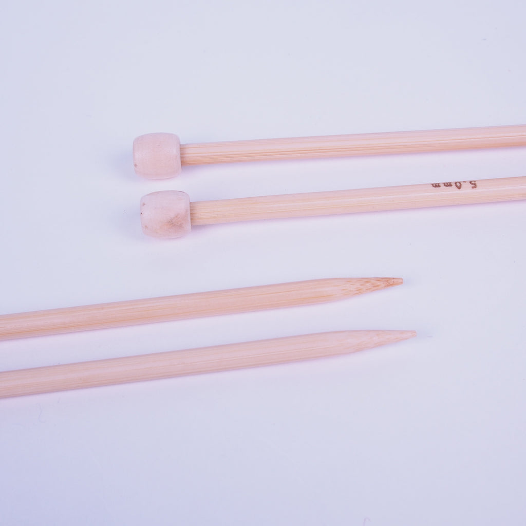 Bamboo Knitting Needles - Creative Corner - Oz Yarn