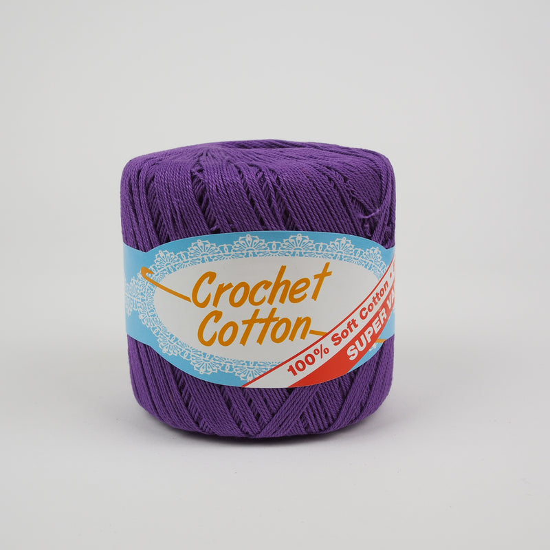 Crochet Cotton 50g - Oz Yarn