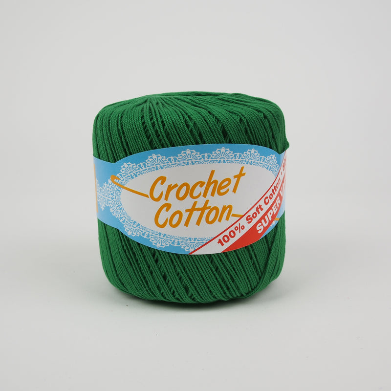 Crochet Cotton 50g (39 colours available) - Oz Yarn