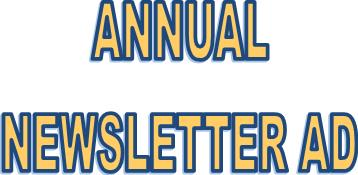 Annual Wildcat Chat Newsletter Logo Ad