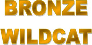 Bronze Wildcat Sponsorship