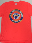 Dri-Fit T-shirt (Neon Orange)