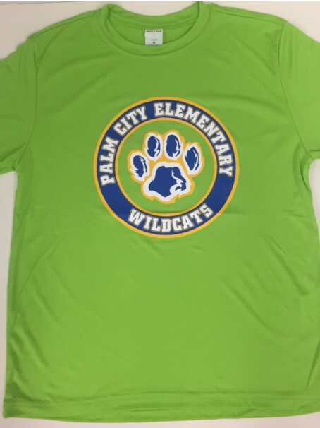 Dri-Fit T-shirt (Lime Shock)