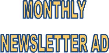 Monthly Wildcat Chat Newsletter Logo Ad