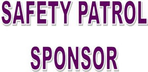 Safety Patrol Sponsorship