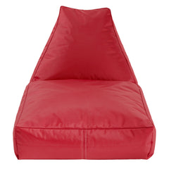 MANITOU SUN LOUNGER.. Red