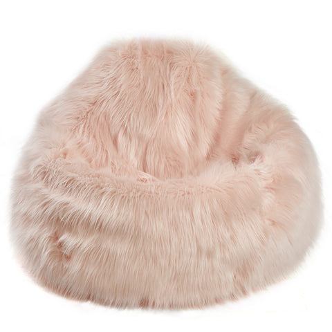 FUR, ADULT PEAR,HIMALAYAN  LT PINK..Back in stock  Feb 28