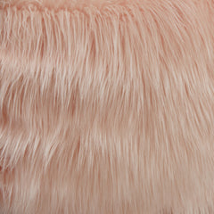 FUR, ADULT PEAR,HIMALAYAN  LT PINK..Back in stock  March 12