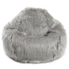 Fur, Adult Pear, HIMALAYAN GRAY.. Back in Stock Dec 7th