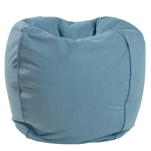 Giant-COTTON CANVAS,SOFT BLUE