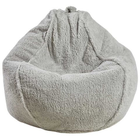 KIDS PEAR, COZY SHERPA , GRAY..Back in stock Feb 22