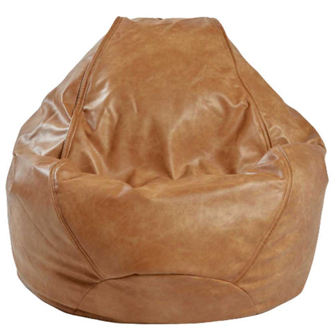 ADULT PEAR, VEGAN LEATHER, COGNAC
