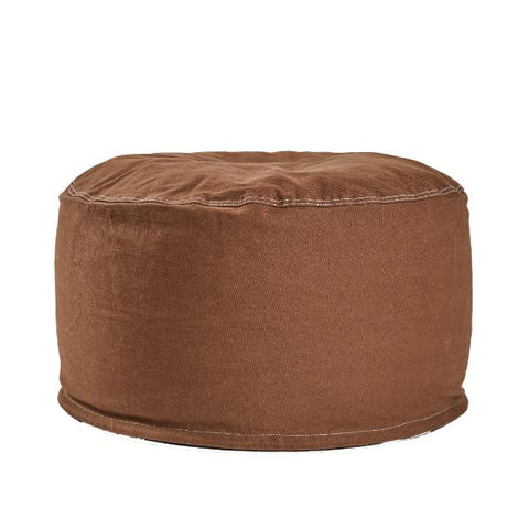 "ONE SEATER 24"" COTTON TWILL Brown"