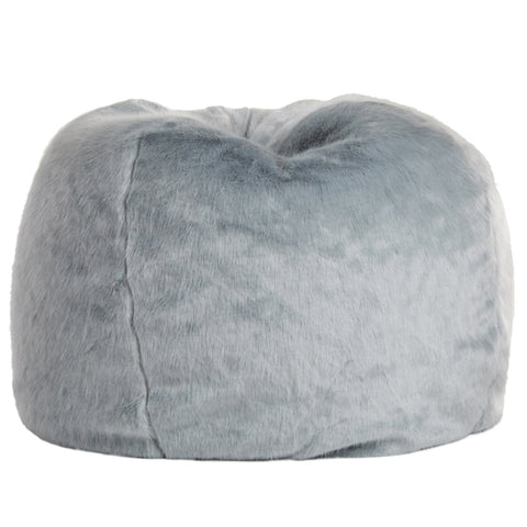 "FUR,40"" NORTHERN RECYCLED FUR, BLUE-GRAY"