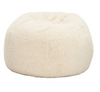 Giant  COZY SHERPA , IVORY...BACK IN STOCK JULY 10TH