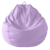 Adult Pear, Twill, LT Purple Beanbag
