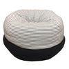 Kids Round - Knitted Beanie Beanbag - Striped