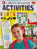 9 Brain Booster Activities Books