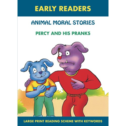 Early Readers Animal Moral Stories Percy And His Pranks