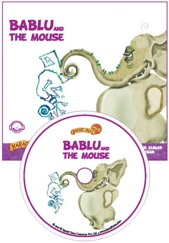 Bablu and The Mouse