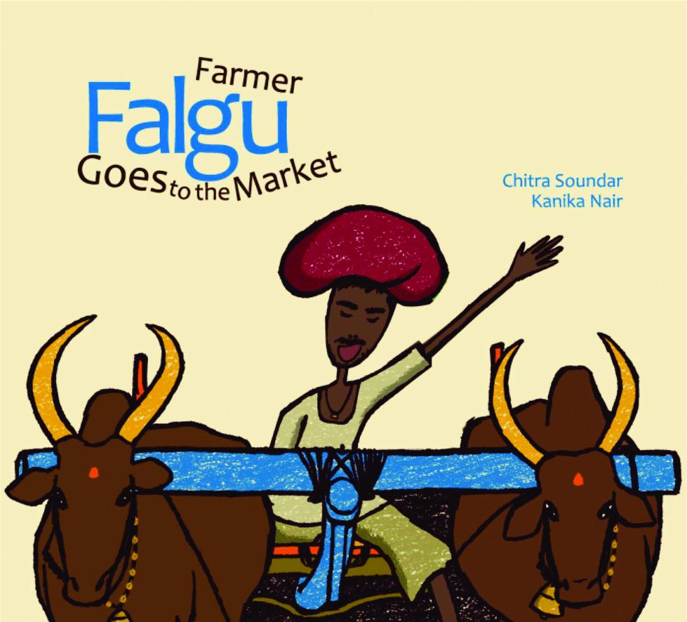 Farmer FalguGoes to the Market