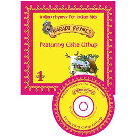 Karadi Rhymes 1 by Usha  Uthup