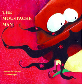 The Moustache Man