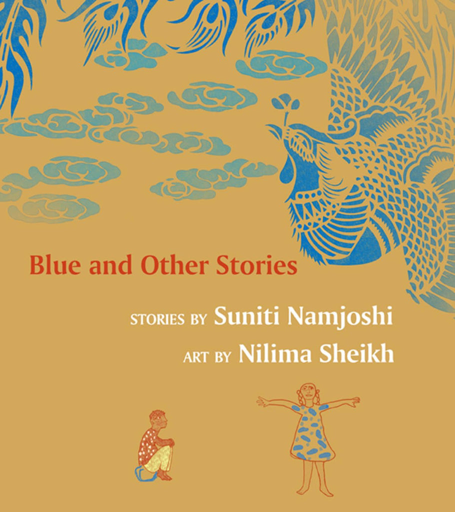 Blue And Other Stories (English)