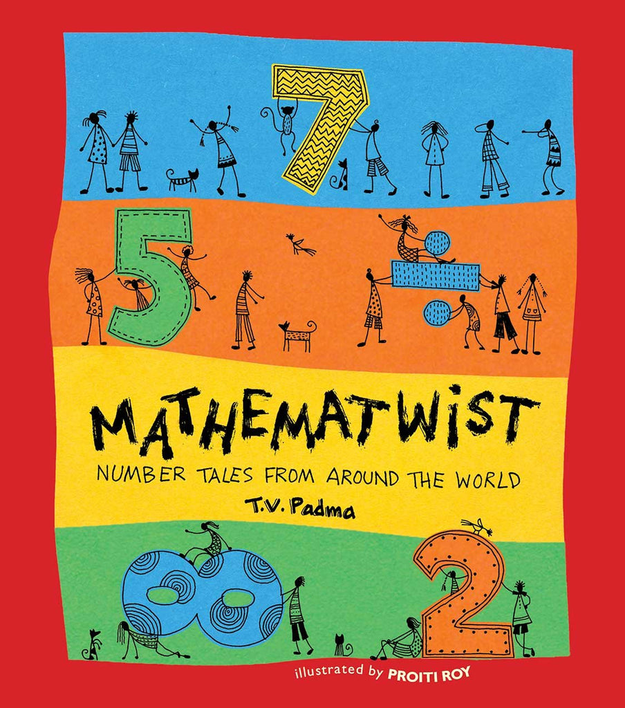 Mathematwist: Number Tales From Around The World