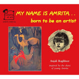 My Name Is Amrita Born To Be An Artist (English)