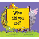 What Did You See? (English)