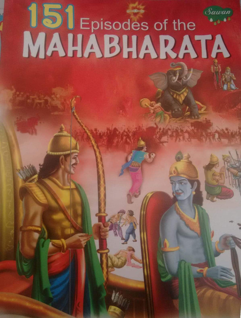 151 Episodes Of The Mahabharata