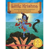 Little Krishna - An Endearing Collection Of Tales From The Early Life Of Krishna