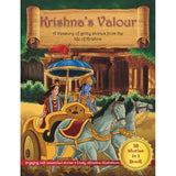Krishna'S Valour - A Treasury Of Gritty Stories From The Life Of Krishna