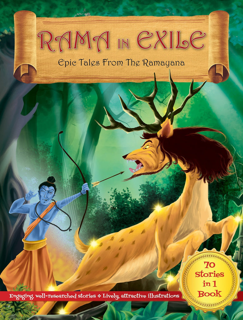 Rama In Exile - Epic Tales From The Ramayana