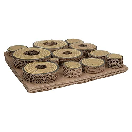 Maze-A-Log Treat Board