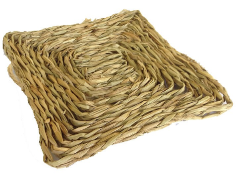 Natural Woven Seagrass Mat *New sizes