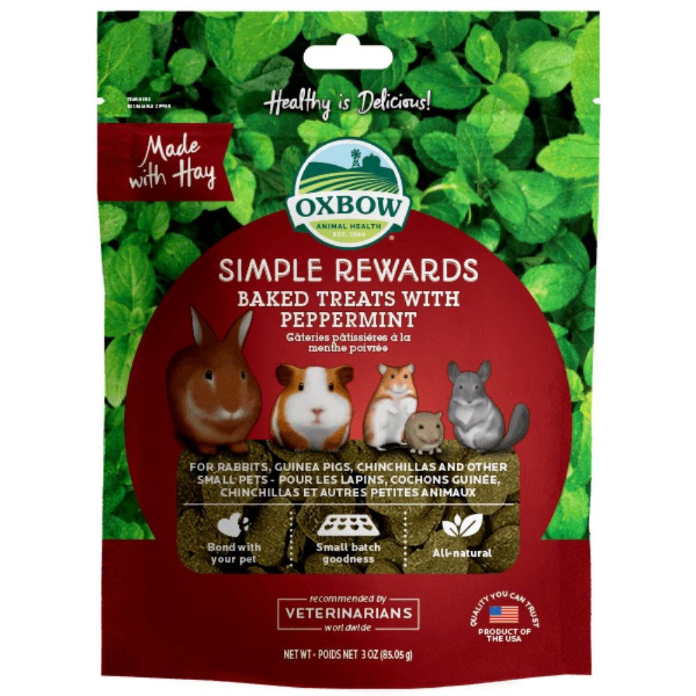 Oxbow Simple Rewards Peppermint