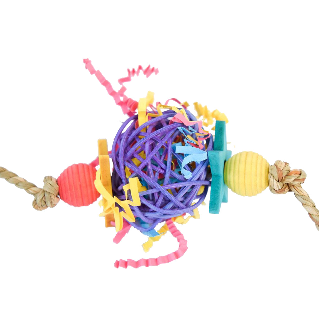 Colourful Vine Chew Toy