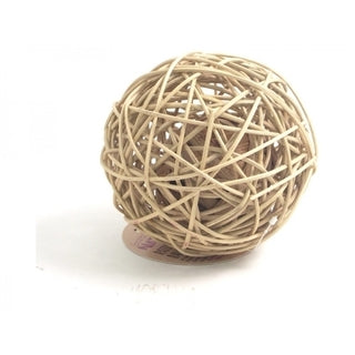Rattan Ball Large- 15cm