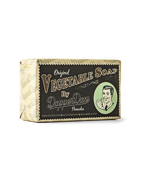Dapper Dan Original Vegetable Soap - 190 Grams