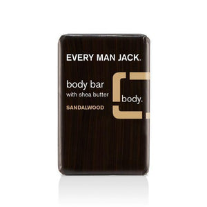 Every Man Jack Body Bar | Sandalwood