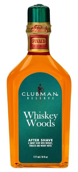 Clubman Whiskey Woods After Shave Lotion 6 oz
