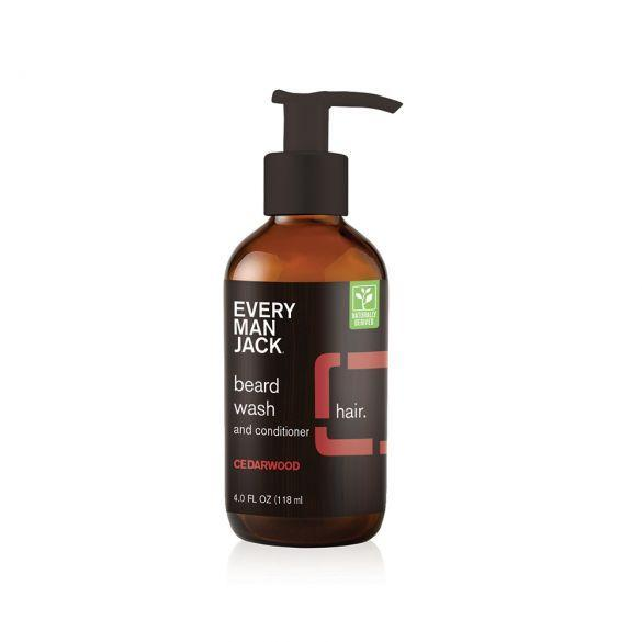Every Man Jack Beard Wash | Cedarwood