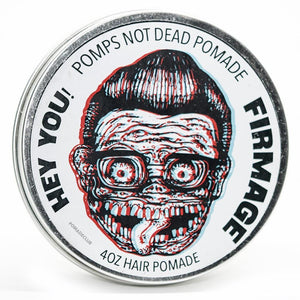 Pomps Not Dead Firmage Pomade 4 oz