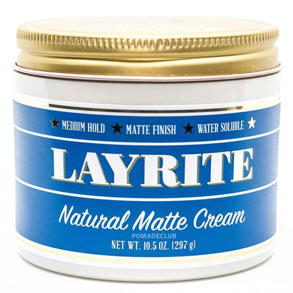 Layrite Natural Matte Cream 10.5OZ